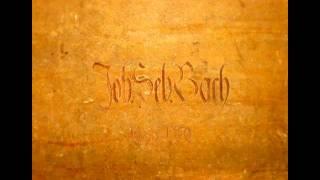 Bach, Ricercar a 6 BWV 1079, Ivan Maria Friedman 2010