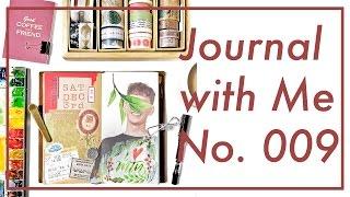 Journal with Me No. 009 | Midori Traveler's Notebook