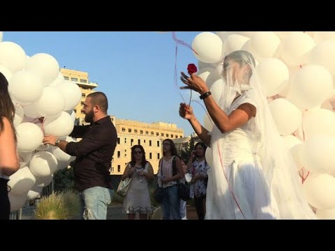 Activists celebrate in Beirut as Lebanon scraps reviled rape law