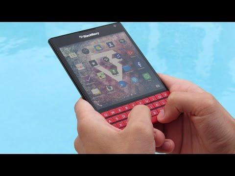 BlackBerry Passport TenThreeTwo Beta