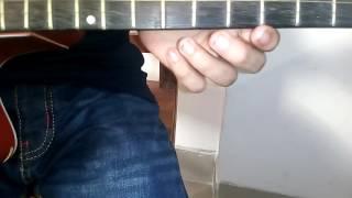 Ami shudhu cheyechi tomay guitar tutorial