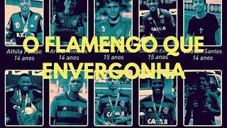 A maior derrota da história do Flamengo, que iludiu e agora envergonha  sua torcida