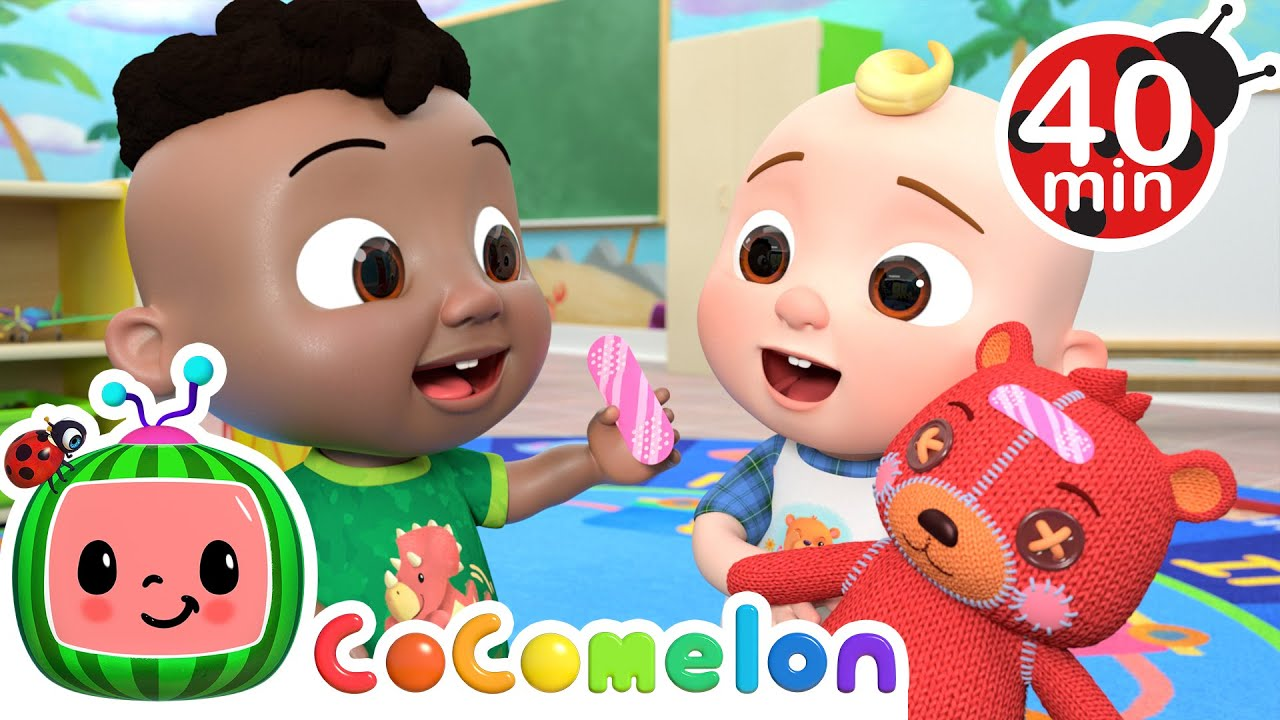 Download Boo Boo Song (Classroom Edition) + More Nursery Rhymes & Kids Songs - CoComelon