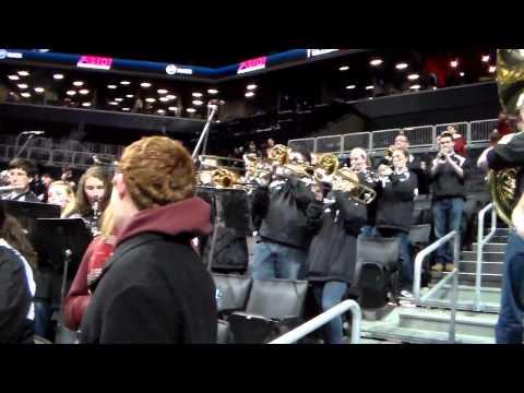 UMass Hoop Band