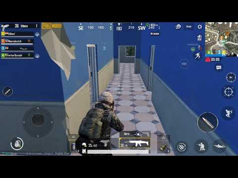 PUBG Mobile Gameplay 21/05/2019