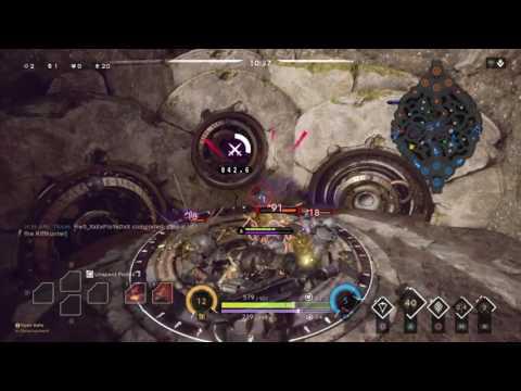 Paragon Grux Onyx Scarab gameplay