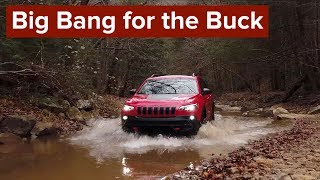 Jeep Cherokee 2019 Trailhawk and more