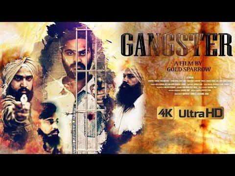 GANGSTER-FULL MOVIE | GOLD SPARROW | NEW PUNJABI SHORT FILM  2017 |