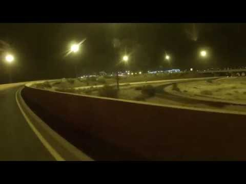 Night drive through Las Cruces, New Mexico, 29 May 2016, Memorial Day Weekend, GP260007
