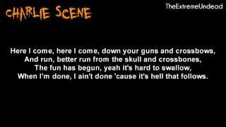 Repeat youtube video Hollywood Undead - Day Of The Dead [Lyrics Video]