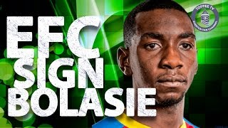 Yannick Bolasie Signs For Everton! | Everton Breaking News