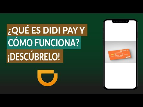 ¿Qué es DIDI Pay y cómo Funciona? ¿Cuál es el Proceso de Registro en DIDI Pay?