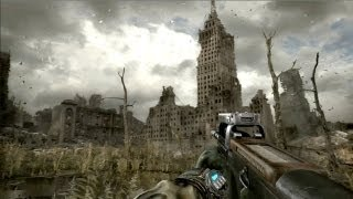 10 Minutes In The Swamp With Metro: Last Light(Mark and Johnny return to the post-apocalyptic wasteland of Russia in this exclusive look at a mutant-filled swamp in Metro: Last Light. Follow Metro: Last Light ..., 2013-03-21T16:01:55.000Z)