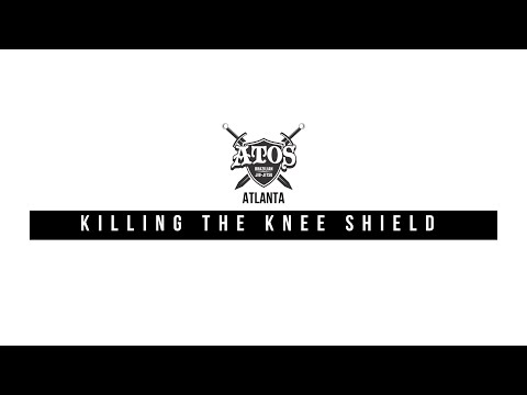 Killing the Knee Shield   Bruno Frazatto