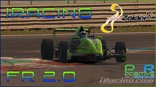 iRacing // Formula Renault 2.0 Hotlap // Zolder (1:24.509)