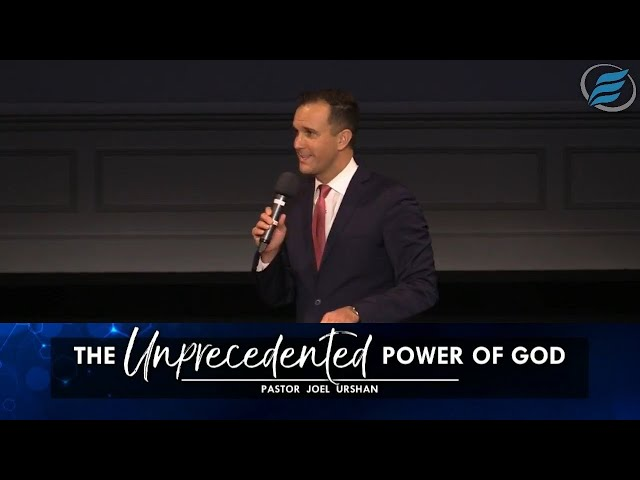 04/11/2021 | The Unprecedented Power of God | Pastor Joel Urshan