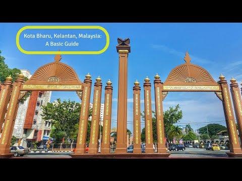 What and where is Kota Bharu? (Malaysia)