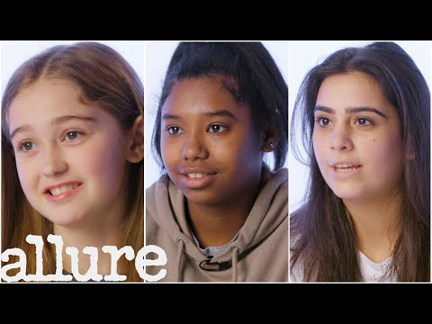 Girls Ages 6-18 Talk About Body Image | Allure