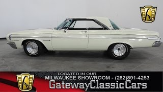 1964 Dodge Polara Featured in our Milwaukee Showroom #22-MWK