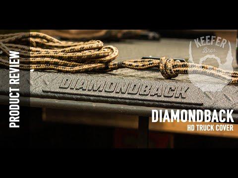 Product Review - DiamondBack HD Truck Cover - HUMANIMAL