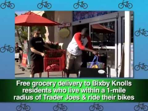 iClip - Pedaler Society Free Grocery Delivery