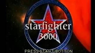 StarFighter 3000 (Promo Video) スターファイター3000
