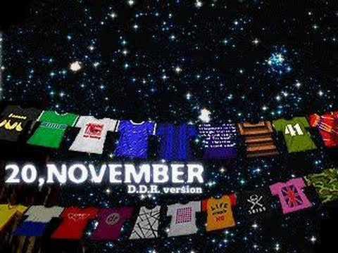 20, November (D.D.R. version) - N.M.R feat. DJ nagureo