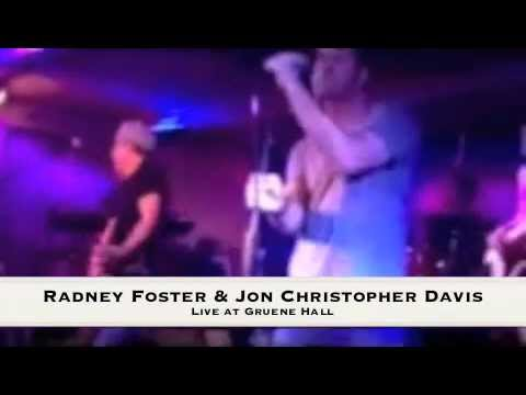 "Radney Foster & Jon Christopher Davis, ""Texas in 1880"" (Live @ Gruene Hall)"