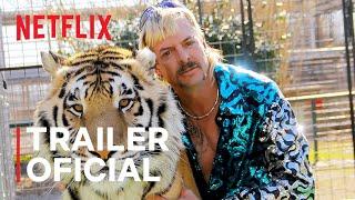 Tiger King: Morte, Caos e Loucura | Trailer oficial | Netflix