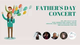 Russian Sound Music Academy presents Father's Day Concert June 16, 2019.
