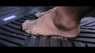 ACDelco Deep Dish Rubber Car Floor Mats