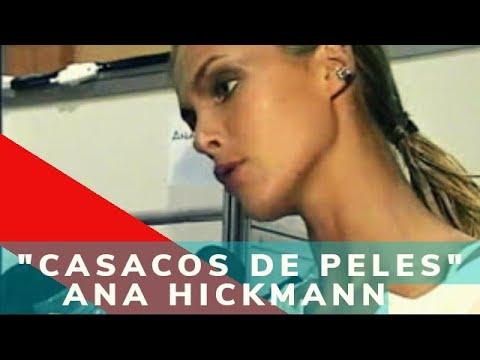 Ana Hickmann 28-01-2003, entrevista com Francisco Chagas no Over Fashion