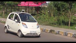 Driverless TATA Nano