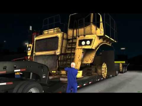 American Truck Simulator ATS SIERRA NEVADA V 2.2.1 By Team Reforma