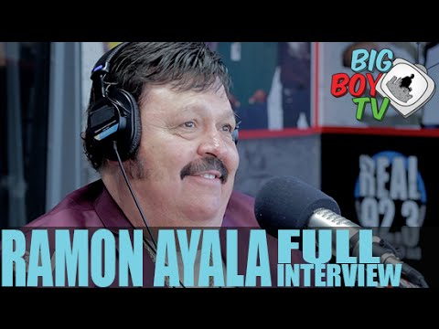 Ramon Ayala Talks About Tequila, Joan Sebastian, And More! (Full Interview) | BigBoyTV