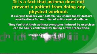 Exercise Induced Asthma Symptoms