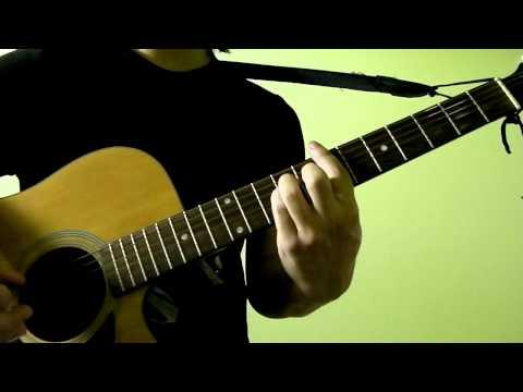 Hey Soul Sister - Train - Easy Guitar Tutorial (Bar Chords Version)