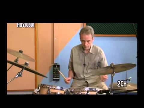 Joe Mullen - Bolero Drum Solo