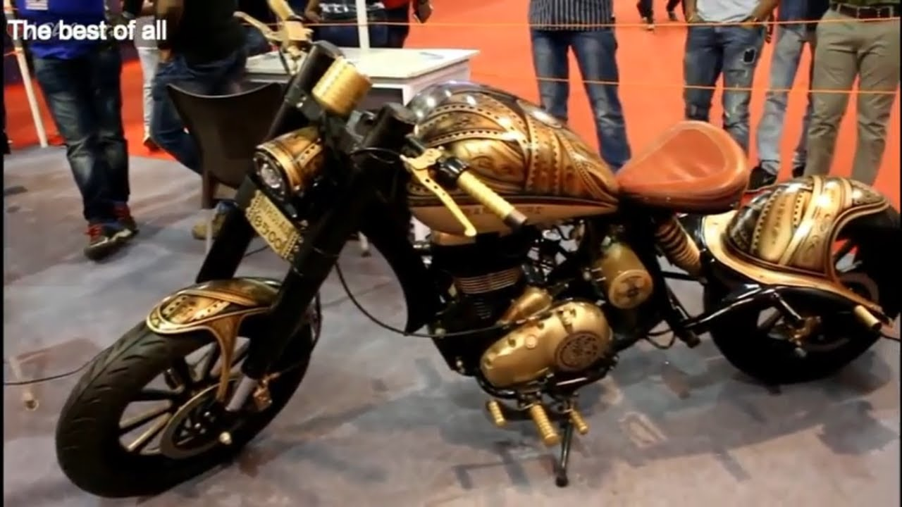 5 regular indian bikes modified to look like superbikes