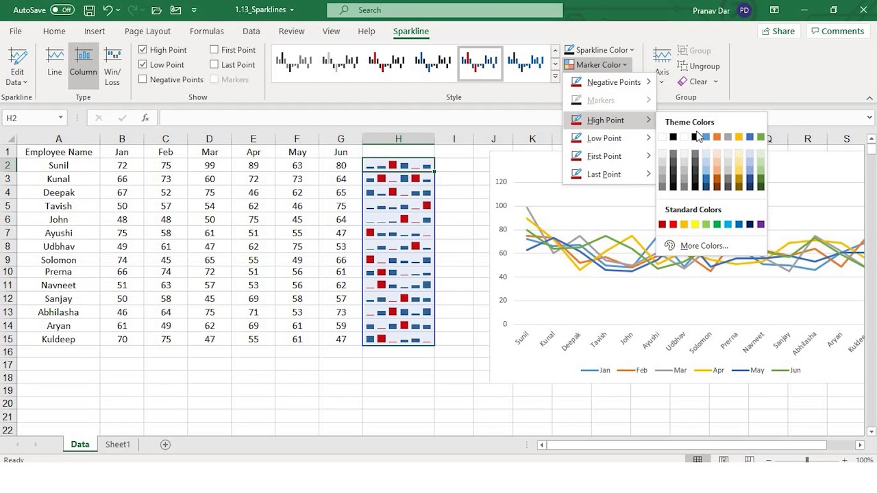 Excel Tips and Tricks   Excel Hacks on Excel's 20th Birthday