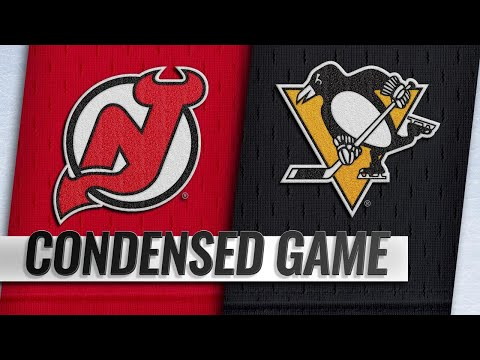 01/28/19 Condensed Game: Devils @ Penguins