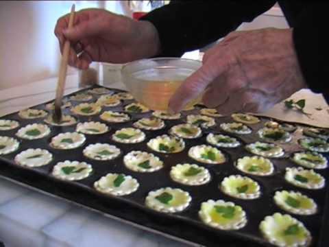Recette de feuillet s aux olives et au ch vre par mamy for La cuisine de monica