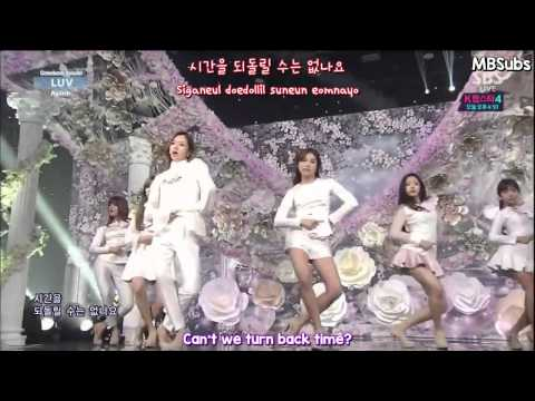 APINK - LUV Live (ENG/ROM/HAN)