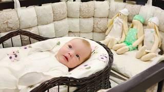Детская кровать-трансформер СomfortBaby  - Doctor AnnaMama устроила суперпроверку!