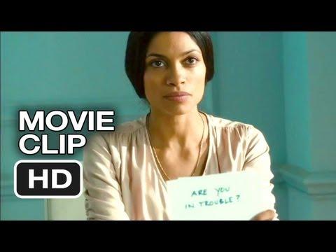 Trance Movie CLIP - Are You In Trouble? (2013) - James McAvoy, Rosario Dawson Movie HD