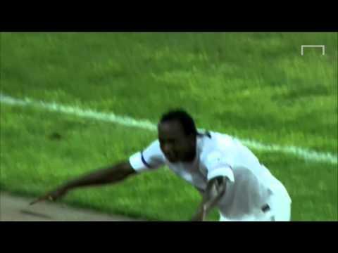Stunning free kick from Andrezinho - Tianjin Teda vs Liaoning Whowin
