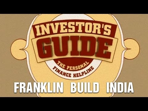 Investor's Guide : Franklin Build India