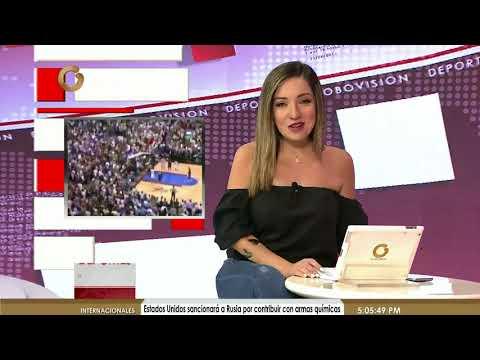 Globovisión Deportes | Polémica en el Baloncesto Venezolano y Bruno D´Adezzio (Parte 1 de 3)