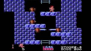 NES Longplay - Kid Icarus (Best Ending)
