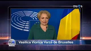 Starea Naţiei: Vasilica Viorica Varză de Bruxelles